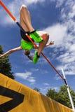 High jump Stock Photos