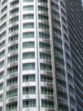 High-tech Looking Building Royalty Free Stock Photo