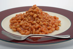 A hill of beans 2 Stock Photo
