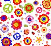 Hippie wallpaper Stock Photos