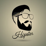 Hipster symbol style Stock Photos
