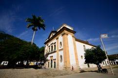 Historical church Royalty Free Stock Image