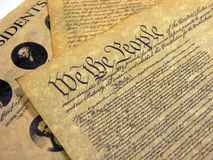 Historical Documents Stock Photography