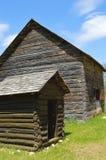 Historical Farm and Outhouse Stock Photos