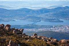hobart Tasmania Zdjęcia Stock