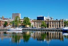 hobart Tasmania Zdjęcie Stock