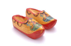 Holland clogs Stock Images