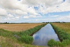 Holland landscape Stock Image
