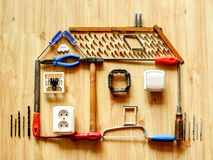 Home improvement concept Royalty Free Stock Image