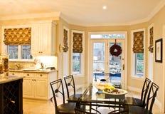 Home Interior: Kitchen Stock Photo