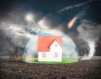 Home protection Royalty Free Stock Photos