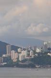 Hong Kong Tall building Royalty Free Stock Photos