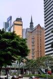 Hong- Kongstraße Stockbild