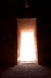 hopelampa till in mot går Royaltyfri Fotografi