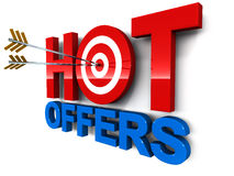 Hot offer Royalty Free Stock Image