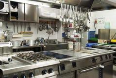 Hotel kitchen Stock Photos