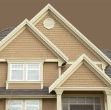 House Details Royalty Free Stock Photos