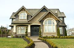 House Exterior Royalty Free Stock Image