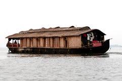 Houseboat Stock Image