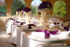 huwelijks lijst Stock Foto