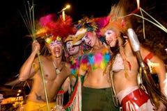 Ibiza Party Stock Photos