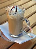 Ice cafe Royalty Free Stock Images