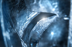 Ice Spike Stock Images