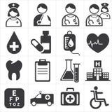 Icon medical Royalty Free Stock Image