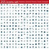 Icons set Stock Image