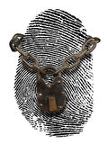 ID theft Royalty Free Stock Image