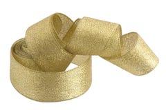 Impotence metaphor.Twisted ribbon. Royalty Free Stock Photos