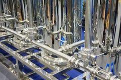 Water Treatment Equipment Stock Photos