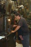 Industrial Metal Worker Stock Photography