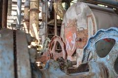 Industrielle Maschinerie Stockfotografie