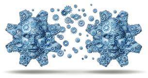 Industry Exchange Stock Image