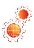 Industry logo Stock Photo