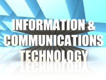 Information and Communications Technology Stock Photography