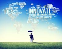 Innovation Inspiration Creativity Ideas Progress Innovate Concep Stock Photo