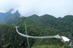 Insel-Brücke Malaysias Langkawi Stockbild