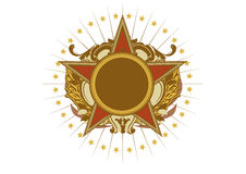 Insignia Royalty Free Stock Photo
