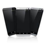 intelligente Telefone 3d Lizenzfreies Stockbild