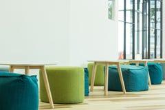 Interior modern furniture decoration Stock Photography