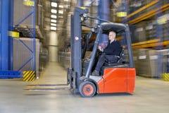 Internal logistics Royalty Free Stock Photography