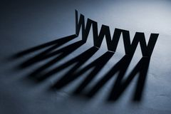 Internet Technology Royalty Free Stock Photos