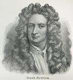 Isaac Newton Imagen de archivo