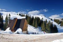 Jahorina Ski Center, Bosnia and Hercegovina Stock Photography