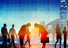Japanese Culture Respect Business People Corporate Concept Stock Photography