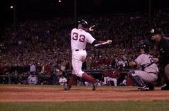Jason Varitek, Boston Red Sox Stockbild