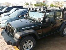 Jeep Wrangler Unlimited Stockbilder