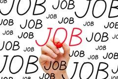 Job Concept Stock Photo